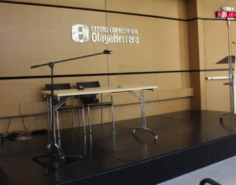 Imagen detacada de Auditorios