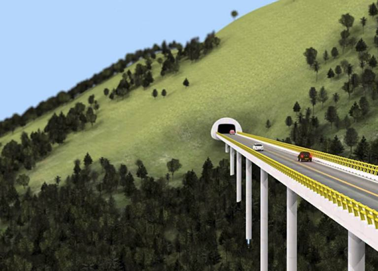 Comienza construcción del Túnel del Toyo en Antioquia, el más largo de Latinoamérica