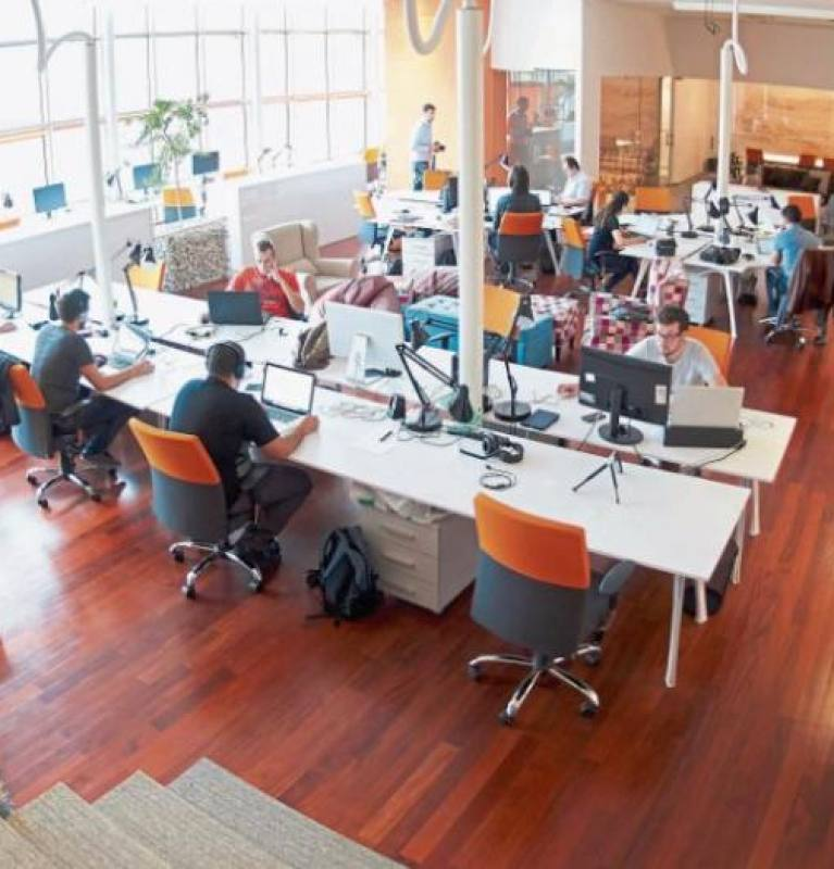 El lugar de trabajo debe ser saludable para sus ocupantes
